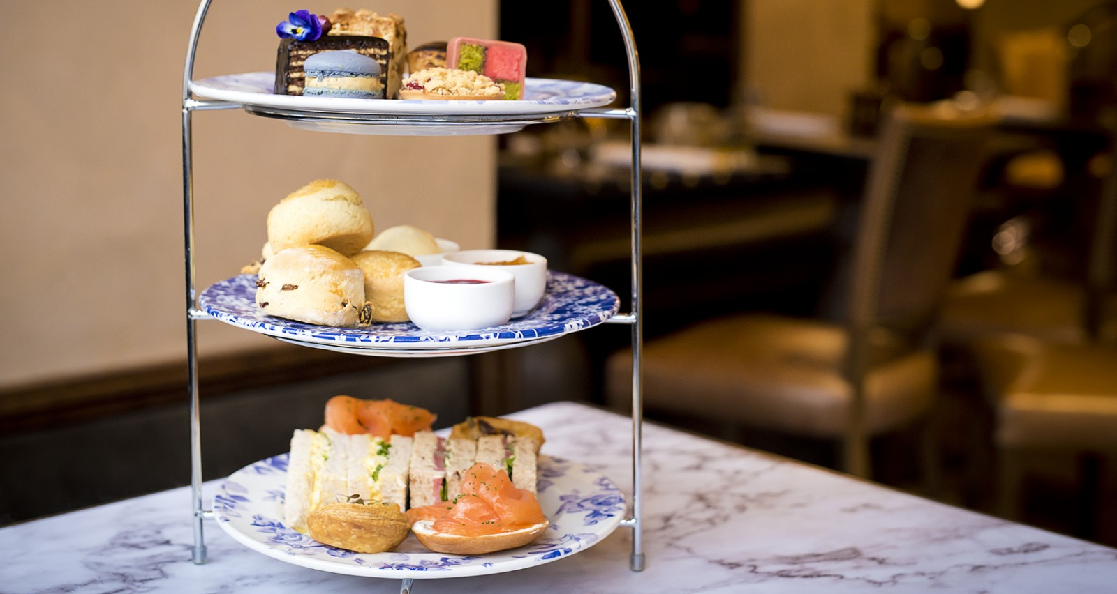 Printing Press afternoon tea January offer