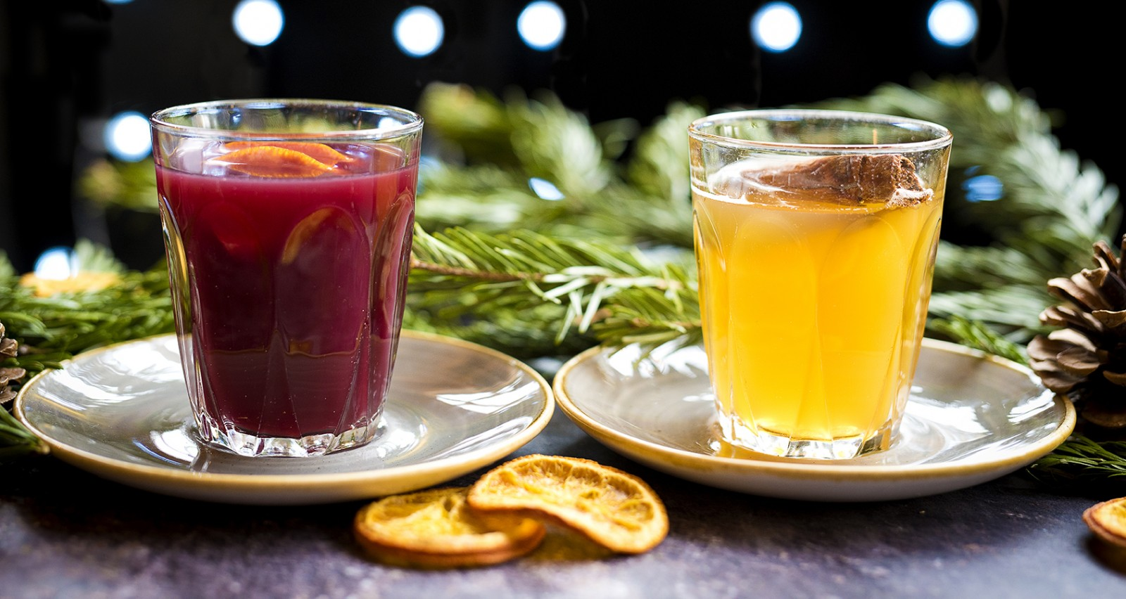 Mulled wine and cider recipes
