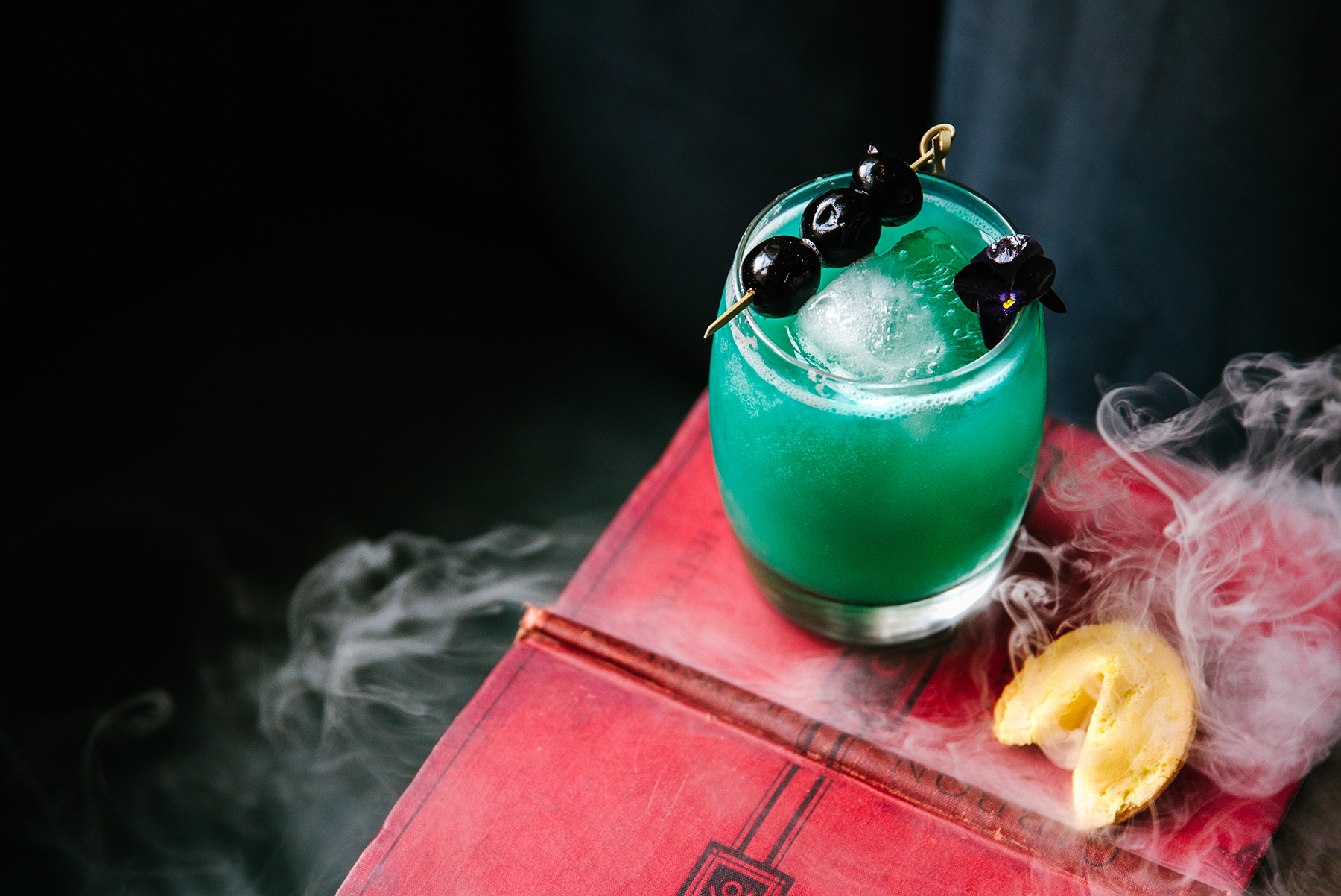 Lucky Lychee cocktail