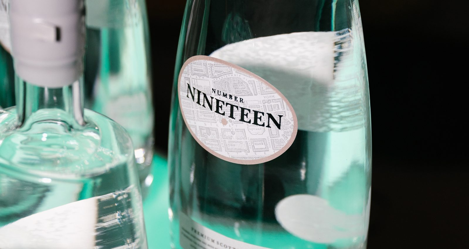 Number Nineteen gin