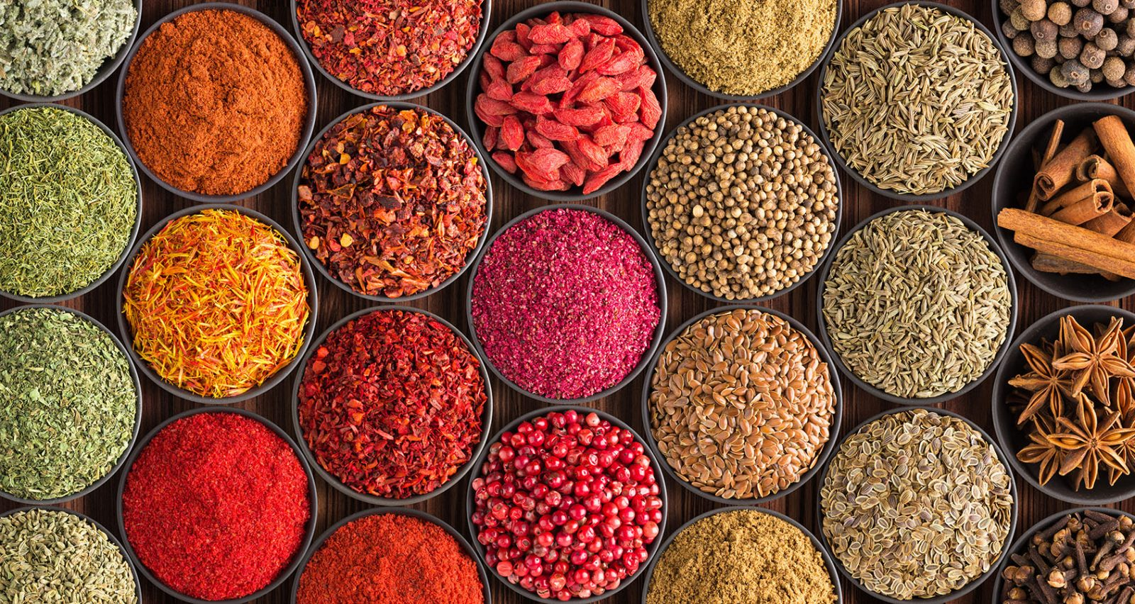 The spices to have in your larder